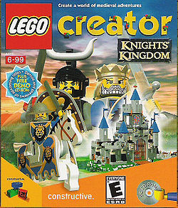 250px-Lego Creator Knights Kingdom Cover