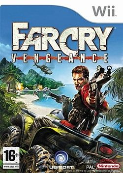 250px-Far Cry Vengeance - Box Front