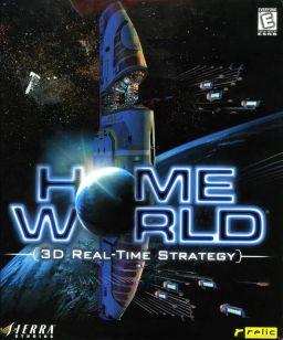 Homeworld (video game) box art