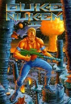 250px-Duke Nukem II Cover