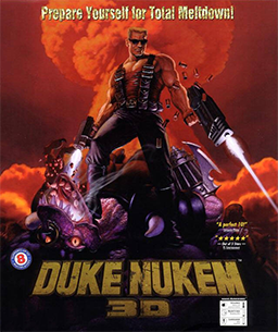 Duke Nukem 3D Coverart