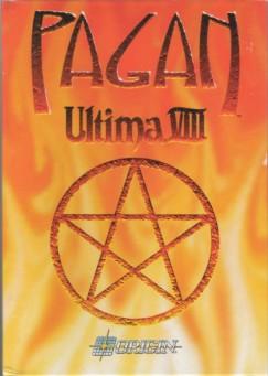 Ultima VIII box cover