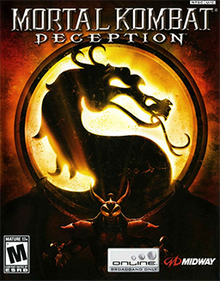 220px-Mortal Kombat - Deception Coverart