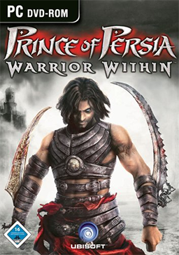 Prince of Persia - Warrior Within Coverart