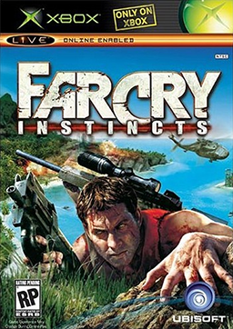 Far Cry Instincts Coverart