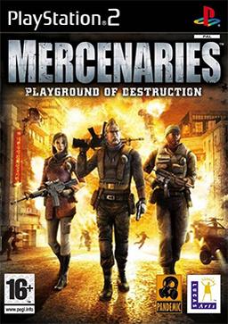 256px-Mercenaries - Playground of Destruction Coverart
