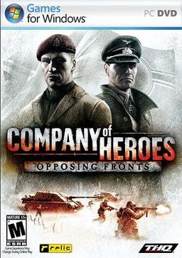256px-Company Of Heroes Opposing Fronts Boxart