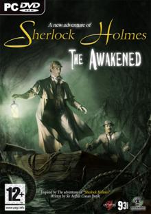 220px-Sherlock Holmes The Awakened cover