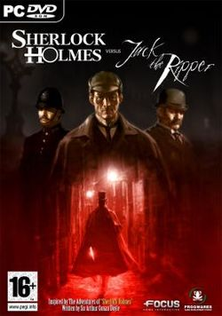 250px-Sherlock Holmes vs. Jack the Ripper Cover