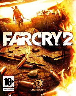 Far Cry 2 cover art