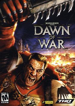 250px-Dawn of War box art