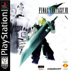 250px-Final Fantasy VII Box Art
