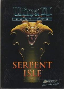 Ultima VII Serpent Isle box