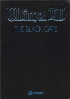 Ultima VII Black Gate box