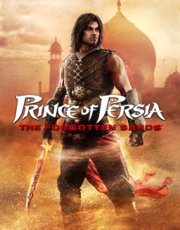 Prince Of Persia Forgotten Sands Box Artwork