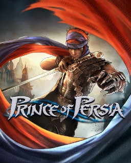 Prince of Persia 2008 vg Box Art