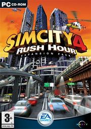SimCity 4 - Rush Hour Coverart