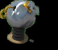 Monsterlocker1 damaged