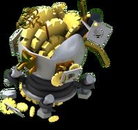 Monsterlocker5 damaged