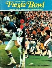 1974 Fiesta Bowl