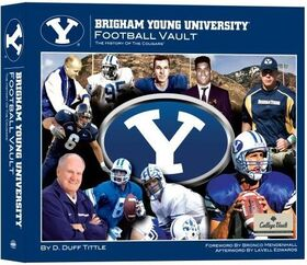 BYU Football Vault