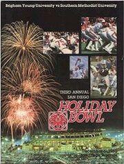 1980 Holiday Bowl