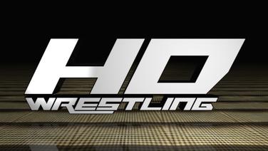 HD Wrestling Logo