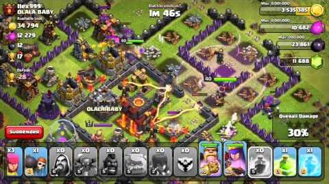 Clash of Clans - Back to Finland