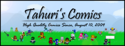 TahurisComicsLogo