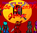 Blade Titan974's Comics