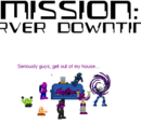 Mission: Server Downtime
