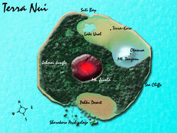 Island Terra Nui