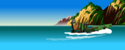 Ga-Wahi coast