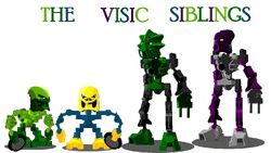 The Visic Siblings