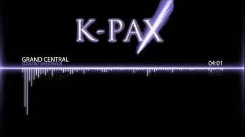 """K-Pax"" Soundtrack - Grand Central by Edward Shearmur"