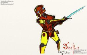 Joske Nimil, Speed Sketch by Kughii