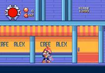 Pulseman Stage 1 Screenshot 1