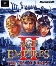 Age of Empires II - The Age of Kings Coverart