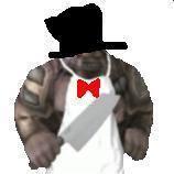 Chef elegante