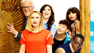 'The Good Place' Is Better Than Its Big Twists