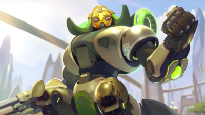 The Nuts and Bolts of Orisa, 'Overwatch's' Newest Hero