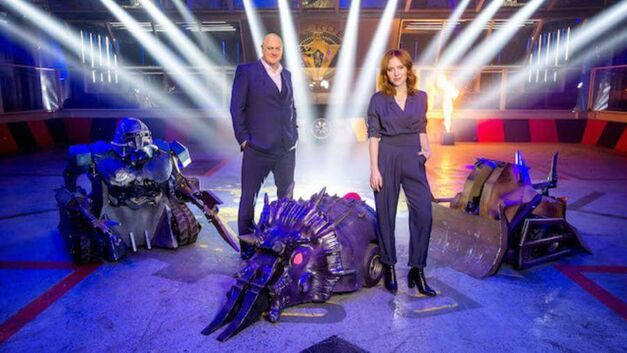 New Robot Wars