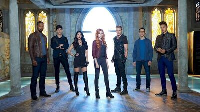 Eight Things You Need to Know Before Watching 'Shadowhunters'