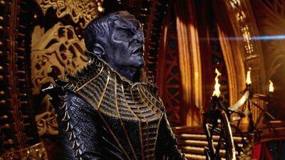 'Star Trek: Discovery': Meet Klingon Leader T'Kuvma