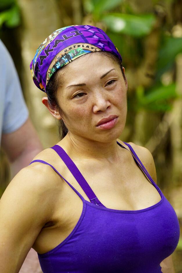 Lucy Huang Survivor season 33 Gen Xers Takali tribe