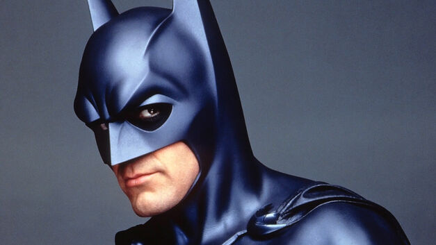 best batman big screen george clooney