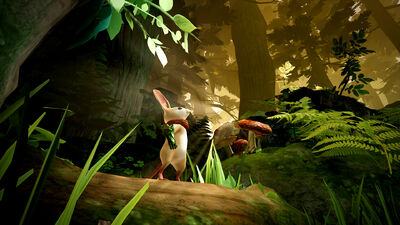 In 'Moss,' PlayStation VR May Have Finally Found Its Killer App