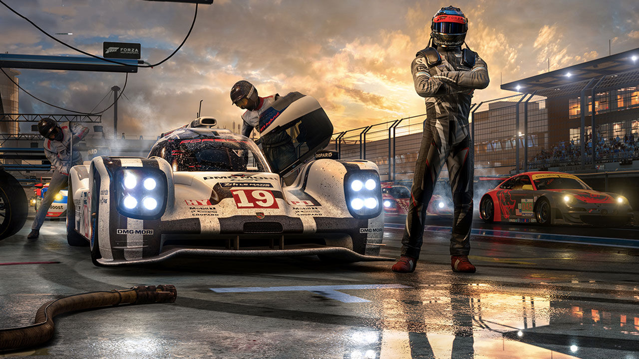 Forza Motorsport 7': 5 Essential Tips for Winning a Race