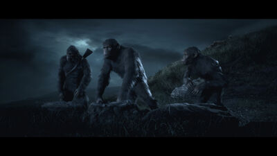 Everything You Need To Know About The New Planet of The Apes Game