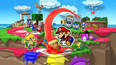 'Paper Mario': Everything You Need to Know